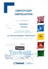 Certyfikat Tarkett 2016