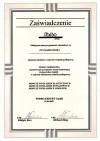 Certyfikat Forbo