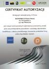 Certyfikat Uzin 2010
